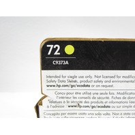 NEW HP 72 DESIGNJET C9373A YELLOW COLOR INKJET CARTRIDGE