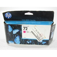 NEW HP 72 DESIGNJET  C9372A MAGENTA  COLOR INKJET CARTRIDGE