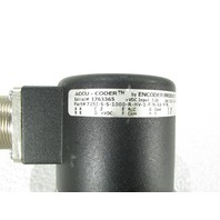 ENCODER PRODUCTS 725I-S-S-1000-R-HV-1-F-N-SX-Y-N ACCU CODER