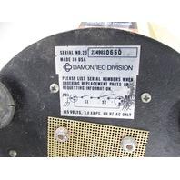 DAMON/IEC DIVISION SPINETTE CENTERIFUGE 4 TUBE ROTOR