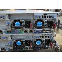 LOT OF (2) HP PROLIANT DL380 G7 6G SAS 72GB RAM SERVERS