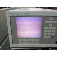 WATERS HPLC LOT 717 AUTOSAMPLER W600E 600 CONTROLLERS