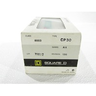 * NEW SQUARE D MICRO-1 TYPE 8003 CP30 CONTROLLER