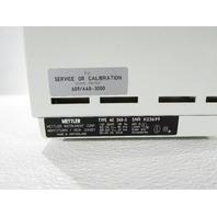 * METTLER AE 240 AE240-S DIGITAL ANALITICAL BALANCE SCALE