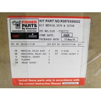 * NEW FISHER R3570X00022 REPAIR KIT FOR 3570, 3570R POSITIONER
