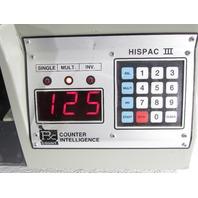 * RXCOUNT HISPAC III HMS2 PILL COUNTER