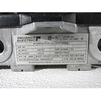 * NEW RELIANCE ELECTRIC 14C11 1.5 HP MINIPAK PLUS VS DRIVE
