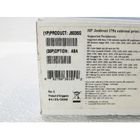 NEW HEWLETT PACKARD  J6035G PRINT SERVER EXTERNAL JETDIRECT 175X