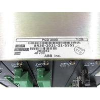 * ABB PCD 8R3E-2021-21-3101 POWER CONTROL DEVICE