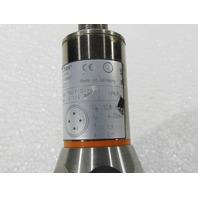 EFECTOR IFM PA3020 PRESSURE SENSOR 9.6-32VDC 0-400 BAR