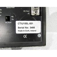 CONTROL TECHNIQUES CTIU100L-001 MODULE