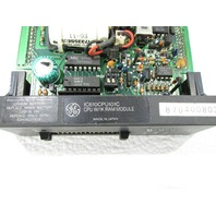 GENERAL ELECTRIC IC610CPU101C CPU 1K RAM MODULE