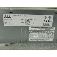 ABB ACS850-SP04-03A0-5+SP600 DRIVE
