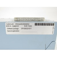EATON CPASA9D20000D2 MC00422 CONTROL UNIT.
