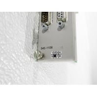 SIEMENS TEXAS INSTRUMENTS PLC 545-1106 MODULE CPU 545 2048 PT 192K PROFIBUS DP