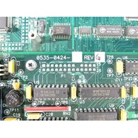 HARDY INSTRUMENT 0535-0424-05 MAIN CONTROLLER BOARD