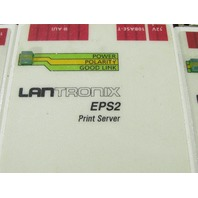 QTY (1) LANTRONIX EPS2 PRINT SERVER
