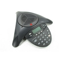 POLYCOM 2201-16200-601 STATION 2 EXPANDABLE CONFERANCE SPEAKER PHONE
