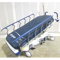 * STRYKER 1115 GLIDEAWAY BIG WHEEL STRETCHER W/ PIONEER MATTRESS