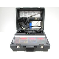 * NEW BACHARACH 300 COMBUSTION ANALYZER