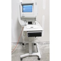 * ZEISS 750i HUMPHREY FIELD ANALYZER W/ KEYBOARD PRINTER 66800 POWER TABLE