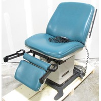 * MIDMARK 411 411-018 POWER PROCEDURE EXAM CHAIR TABLE w/ REMOTE CONTROL