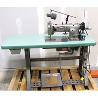 * CONSEW 226 WALKING FOOT VERT BOBBIN + REVERSE INDUSTRIAL SEWING MACHINE