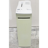 * FELLOWES 120C-2 CROSS-CUT DESK-SIDE INDUSTRIAL PAPER SHREDDER
