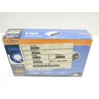 NEW LINKSYS SD205 ETHERNET SWITCH UNMANAGED 5PORT 10/100