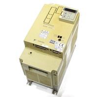* YASKAWA SGDB-20VD SERVO DRIVE 2.41HP 1.8KW 230VAC 3PH 16.7AMP W/ OP03A