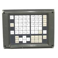 * FANUC A02B-0210-C122 KEYPAD MDI CONTROL UNIT FOR LCD DISPLAY