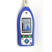 * RION NL-52 SOUND LEVEL METER