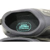 * NEW PROPET W3851 BLACK WASH & WEAR SLIP-ON WOMEN'S WALKING SHOES 10 4E W3851B-E-10