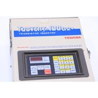 * TOSHIBA VT130G2-4035 TOSVERT-130G2+ TRANSISTOR INVERTER 3HP DRIVE
