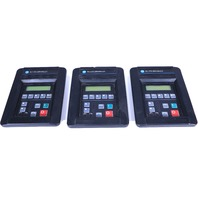 * LOT OF (3) ALLEN BRADLEY 1201-HJ2 PROGRAMMING TERMINALS LCD/DIGITAL POTENTIOMETER