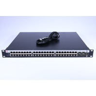 ENTERASYS C2G124-48  ETHERNET SWITCH 48PORT 10/100/1000BASE-T