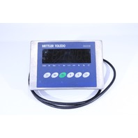 METTLER TOLEDO IND 226 P/N72183987 SCALE INDICATOR