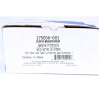 NEW OEM PRINTRONIX 175006-001 GOLD SERIES 50 SIX RIBBONS