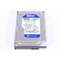 WESTERN DIGITAL 500GB WD5000AAKS-00V1A0  HARD DRIVE