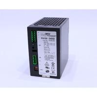 MVG STROMVERSORGUNGEN PH120-2405A POWER SUPPLY 120/230 24VDC