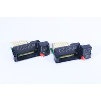 LOT OF 2 AUTOMATION DIRECT D2-08TR 8-POINT RELAY OUTPUT MODULE