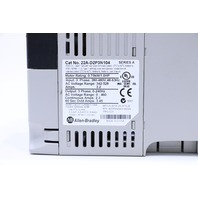 NEW NO BOX ALLEN BRADLEY POWERFLEX4 22B-D2P3N104 DRIVE 1HP 0.75KW 2.3AMP 480VAC 3PHASE