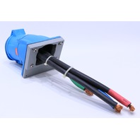 `` NEW MELTRIC CORP DS100A DS 100 A 480V RECEPTACLE CONNECTOR