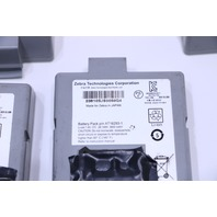 LOT OF (14)  ZEBRA AT16293-1 LITHIUM ION BATTERY