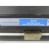 HACH 16046-00 PORTABLE WATER ANALIYSIS