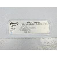 HACH 4470-00 LABORATORY PH/ISE METER