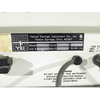 YSI 32 CONDUCTANCE METER