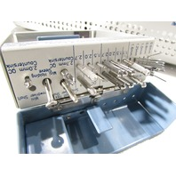 * ZIMMER MINI FRAGMENT SET SURGICAL IMPLANTS INSTRUMENTS
