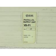 SUNX LTD VB-P1  PARALLEL 16CH OUTPUT MODULE