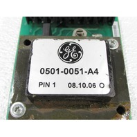 GENERAL ELECTRIC 0501-0051-A4  MULTILIN CALIBRATION MODULE PC BOARD
